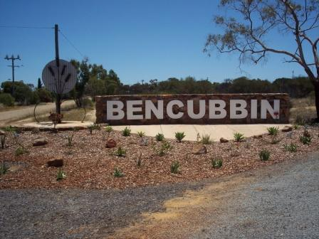 Welcome to Bencubbin