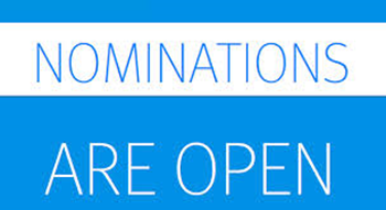 Nominations Are Now Open